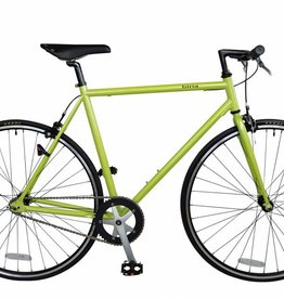 Biria Biria Fixed Gear Light Green 55cm Bicycle