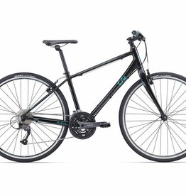 Giant Alight 1 2016 Black/Green XS Bicycle
