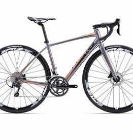 Giant Avail SL 1 Disc XXS Dark Silver 2017 Bicycle