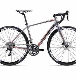 Liv Giant Avail SL 1 Disc XXS Dark Silver 2017 Bicycle
