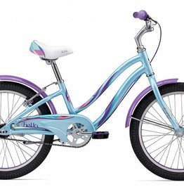 "Giant Giant Bella Light Blue 20"" Bicycle"