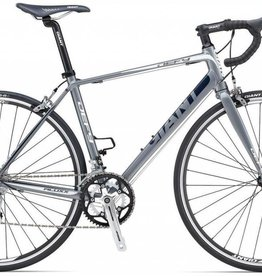 Giant Giant Defy 5 2013 Bicycle Charcoal/White/Blue L