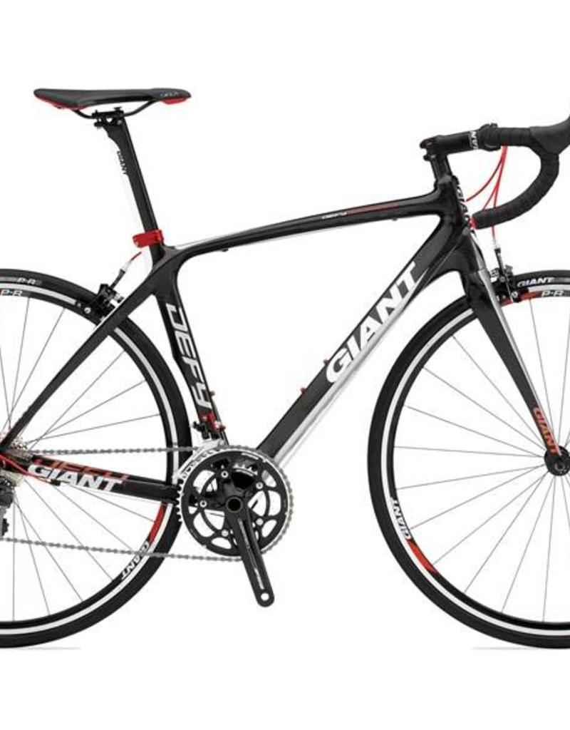 Giant Giant Defy Advanced 3 2011 Black/Grey XS Bicycle