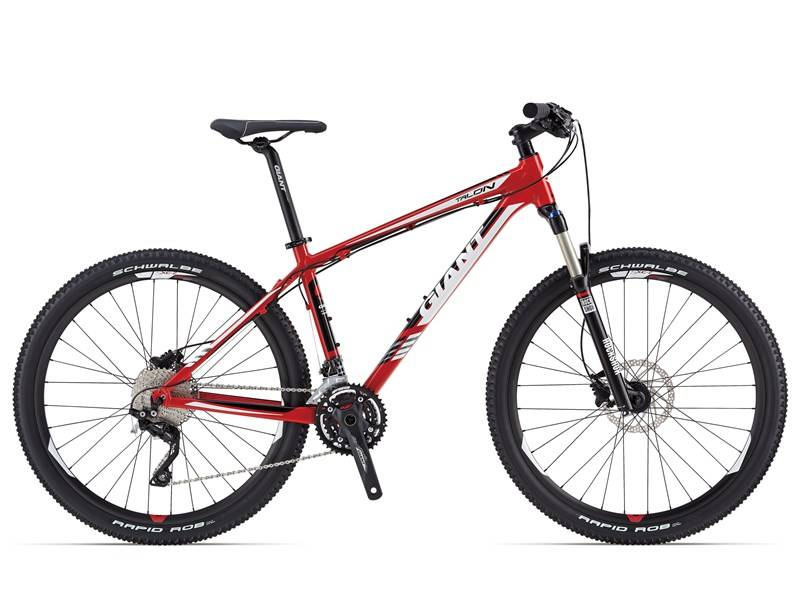Giant Giant Talon 1 2014 Red/Black S Bicycle
