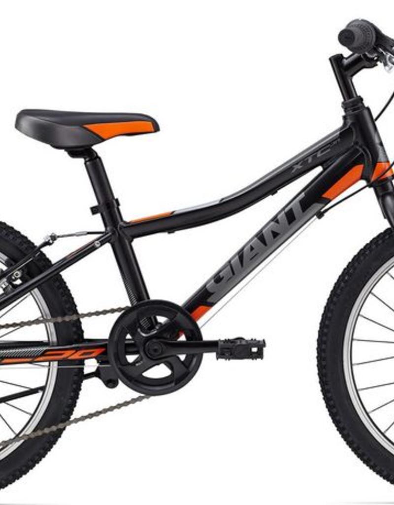 "Giant Giant XtC Jr 20"" Black/Orange Bicycle"