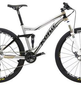 KONA Kona Hei Hei Deluxe 29er 2013 Silver/Bronze S 16'' Bicycle