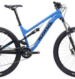 KONA Kona Process 134 2015 Matte Blue L Bicycle