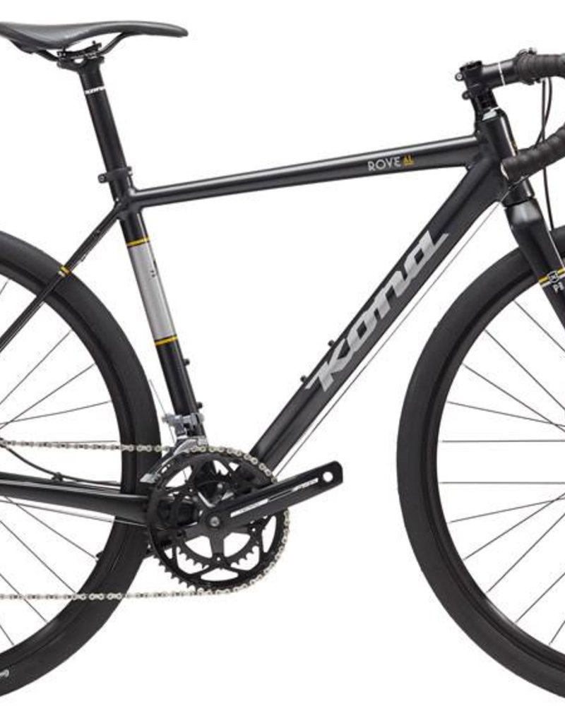 KONA Kona Rove AL Black 2017 54cm Bicycle