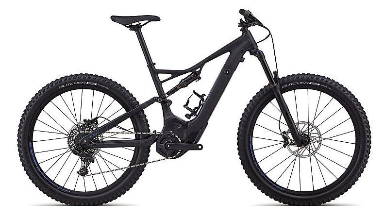 Specialized Specialized Levo FSR 6Fattie 2018 Black/Purple Large Bicycle