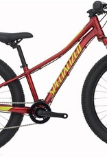 """Specialized Specialized Riprock 24"""" Red/Hyper Bicycle"""