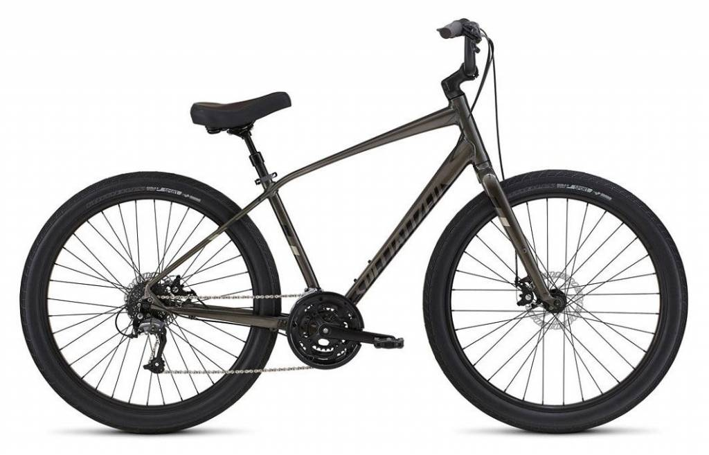 Specialized Specialized Roll Elite Disc 2017 Blk/gun/ti Bicycle