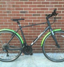 Giant Giant Escape 1 Boston Matte Gray Bicycle