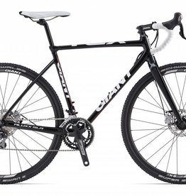 Giant Giant TCX SLR 2 2014 Black/White/Red M Bicycle