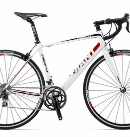 Giant Giant Defy 1 2013 White/Red/Black Bicycle