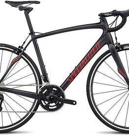Specialized Specialized Roubaix SL4 Sport 2017 Black/Red Bicycle