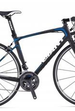 Giant Giant Defy Advanced 0 Di2 2014 Black/Blue/White Bicycle