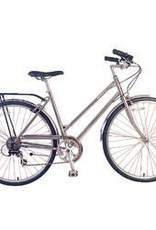 Biria Biria Citibike 3-Speed Ladies Silver Bicycle