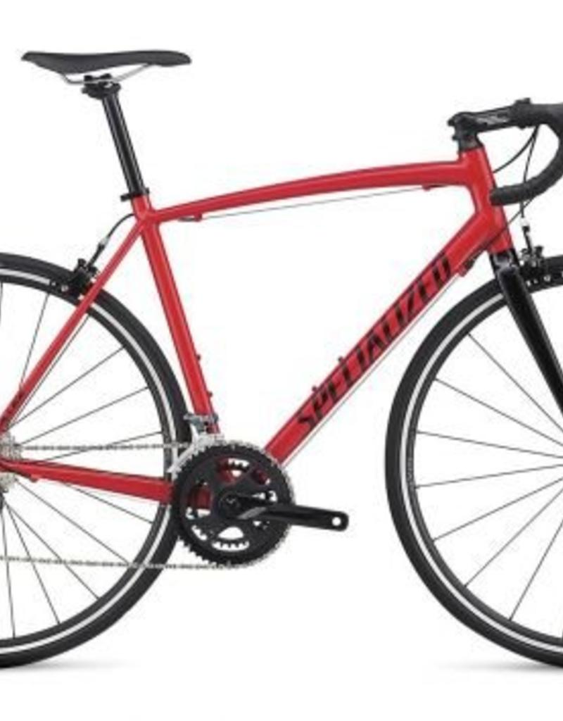Specialized Allez 2018 Red/Black Bicycle - Urban AdvenTours