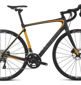 Specialized Specialized Roubaix Comp 2017 Black/Orange Bicycle