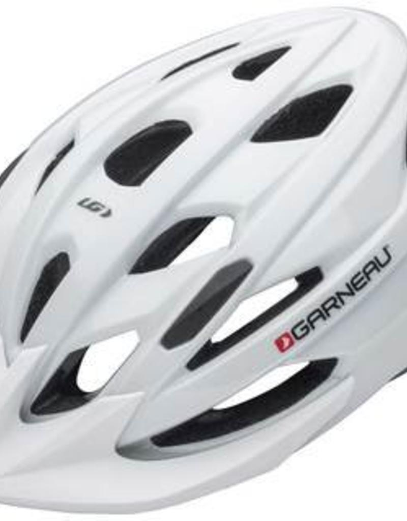 Louis Garneau Helmet - Louis Garneau Tiffany White Uni Women's