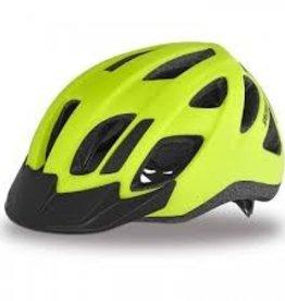 Specialized Helmet - Specialized Centro LED Neon Adult Unisize