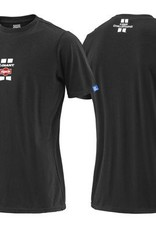 Giant T-Shirt - Team Giant-Alpecin Tee Blk/Wht/Red