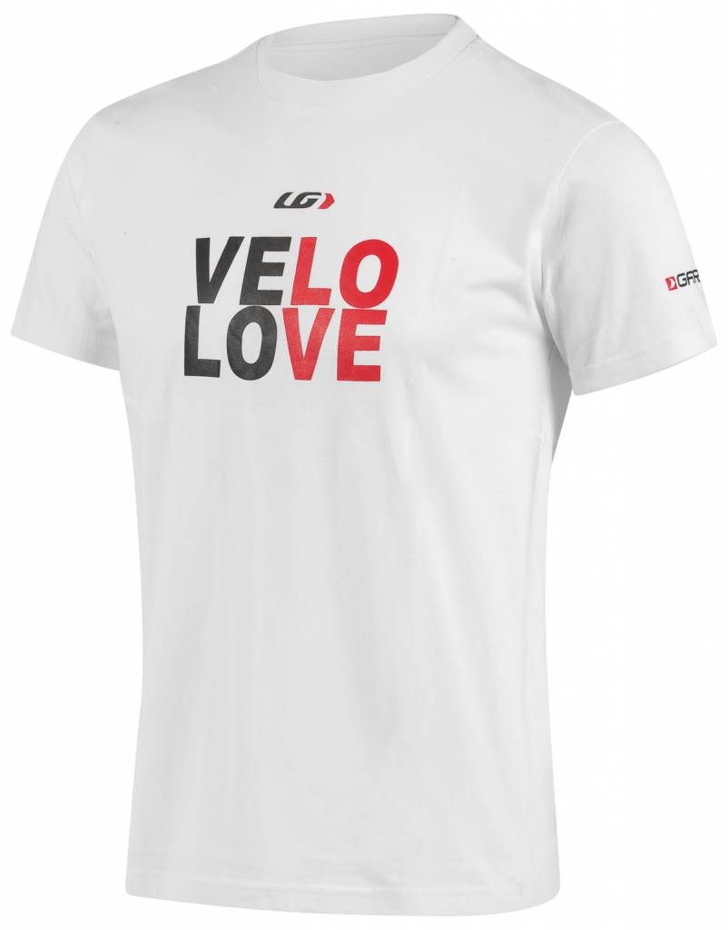 T-Shirt - Louis Garneau CHILL TEE LOVE