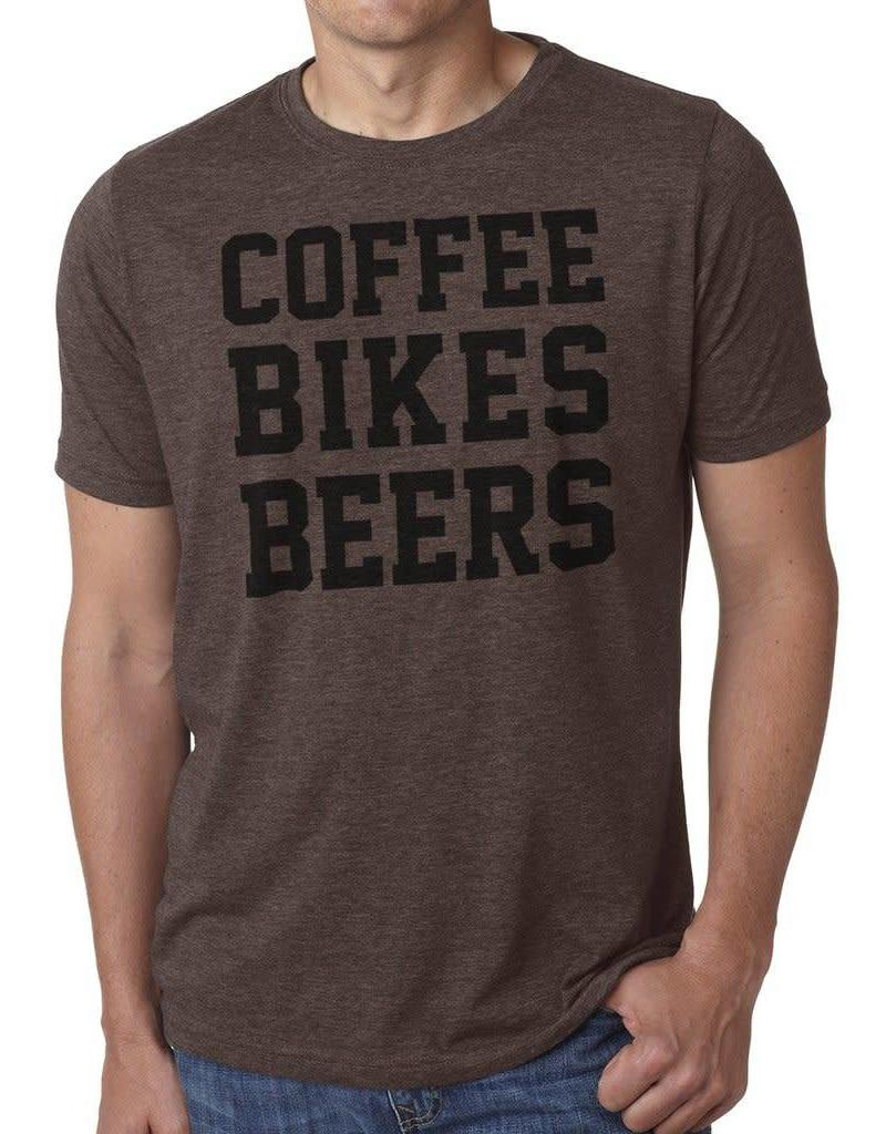 T Shirt - SFC WS Coffee Bikes Beers