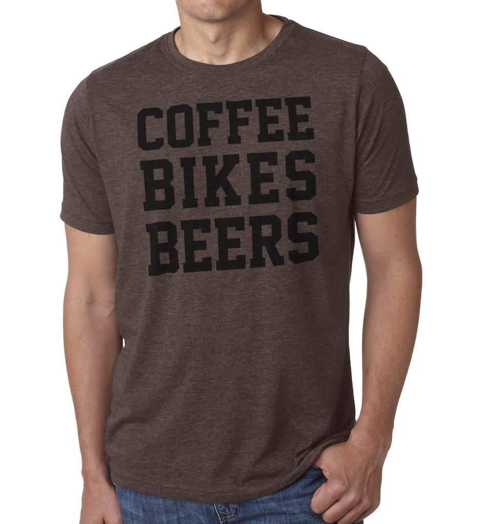 T Shirt - SFC WS Coffee Bikes Beers