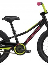 """Specialized Specialized Riprock Coaster 16"""" Black/Green/Pink"""