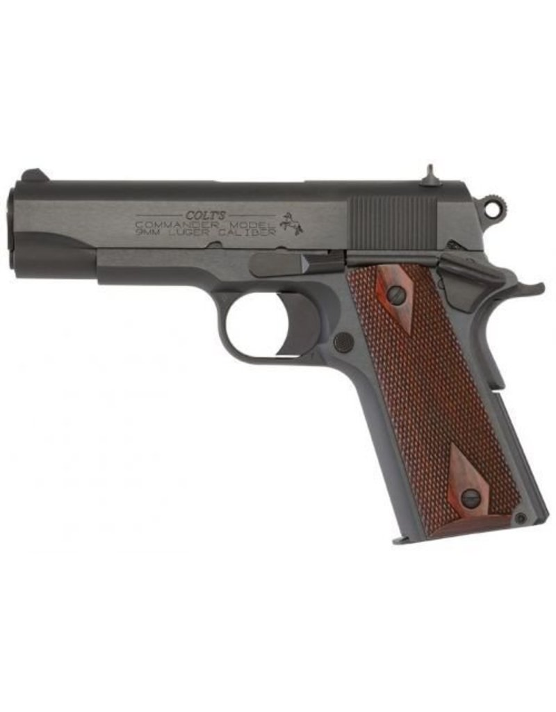 Colt Commander 9mm