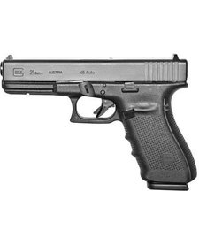Glock G21 Gen4 45acp Black