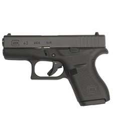 Glock G43 9mm Black