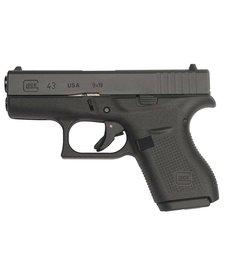 Glock G43 9mm Black