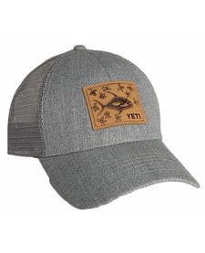 Yeti Permit in Mangroves Patch Trucker Hat