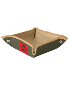 Mountain Khakis Canvas Waterproof Dog Water Bowl