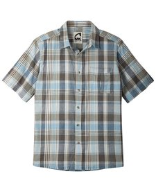 Mountain Khakis Mens Tomahawk Madras Shirt