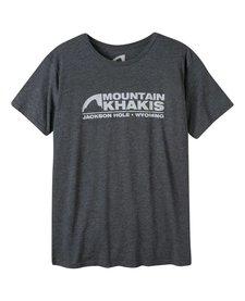 Mountain Khakis Mens Logo Tee