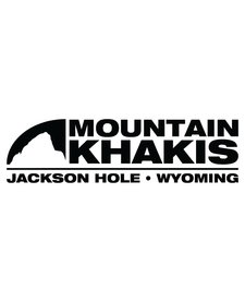 Mountain Khakis Logo Sticker