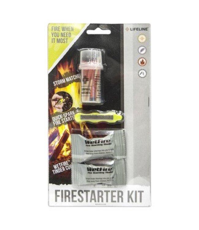 Lifeline Fire Starter Kit