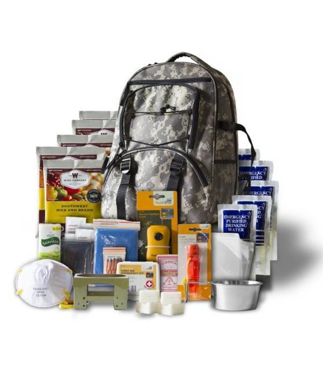 5 Day Survival Back Pack
