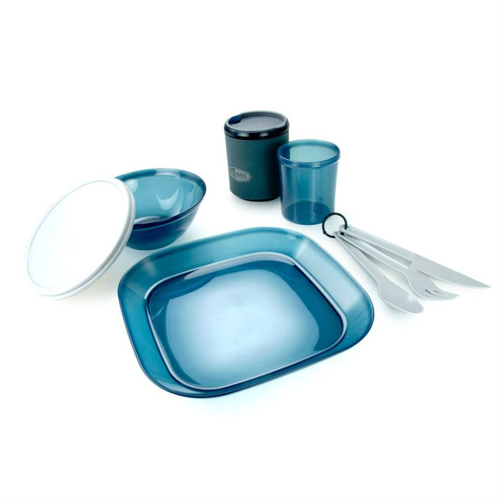GSI Infinity 1 Person Tableset Blue