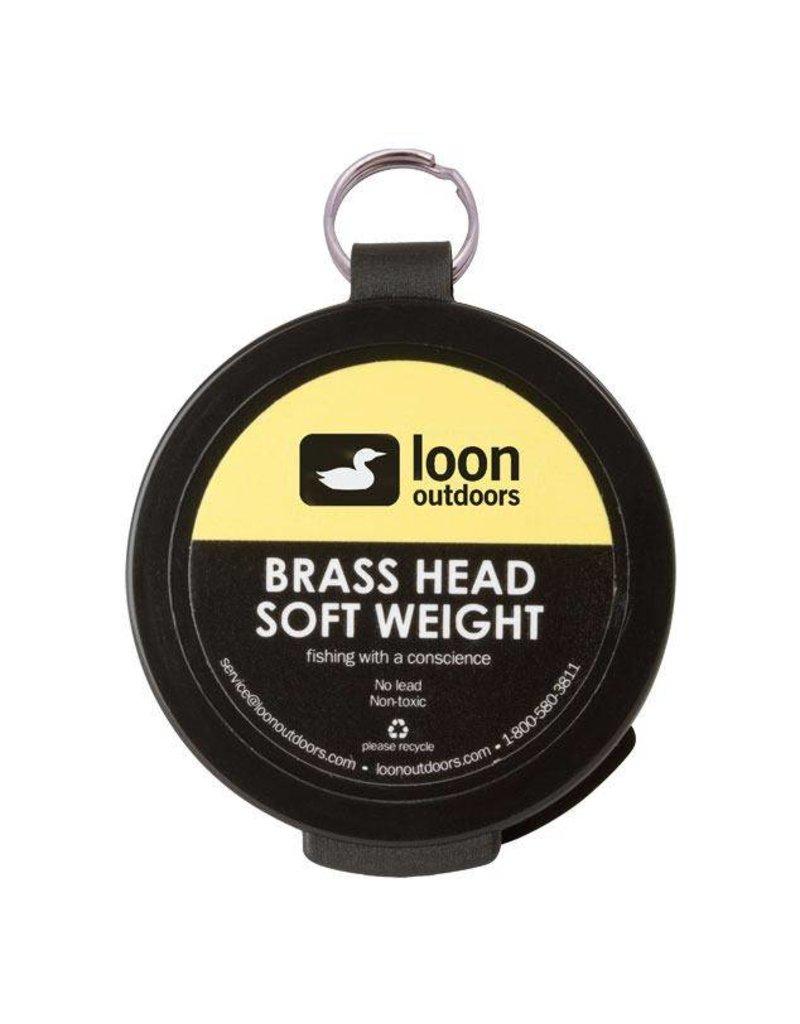 Brass Head Soft Weight
