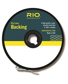 Rio Flyline Backing 30lb 100yd Chartreuse