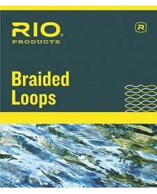 Rio Braided Loops  3-6 4pk