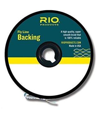 Rio Rio Flyline Backing 30lb 300yd Chartreuse
