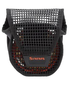 Simms Bounty Hunter Mesh Reel Pouch M Black