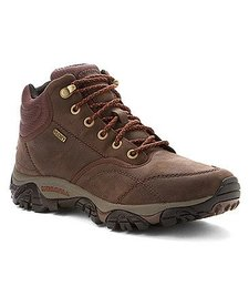 Merrell Mens Moab Rover Mid Waterproof