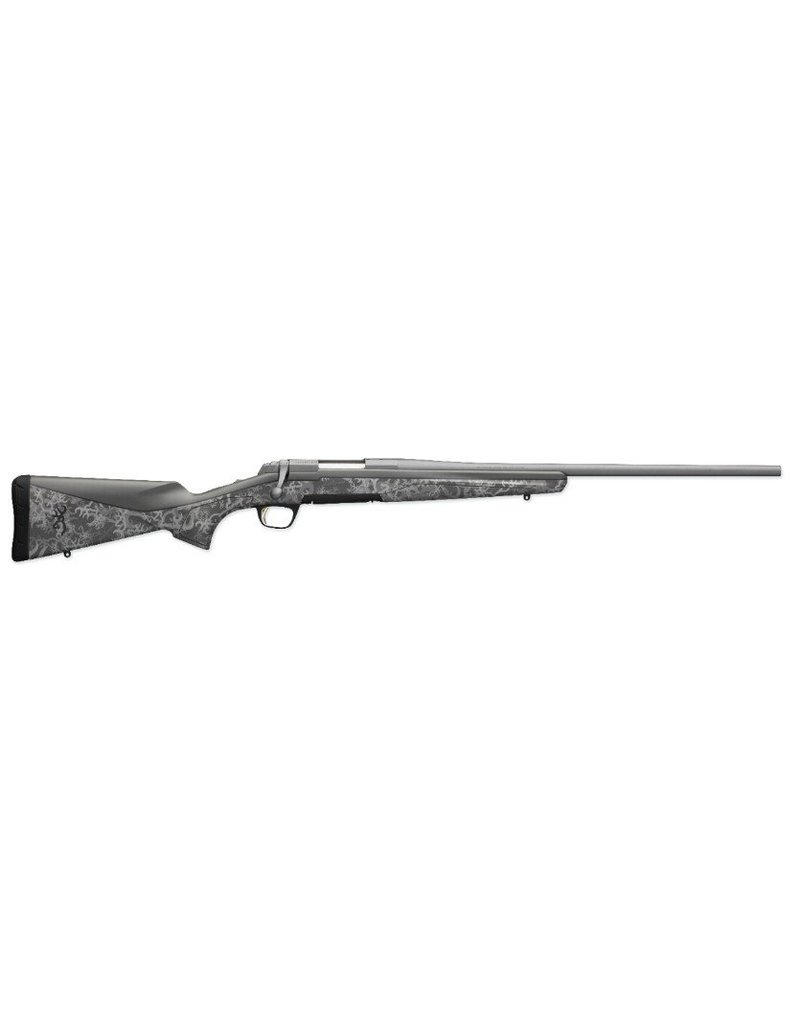 Browning Browning X-Bolt Cerakote Tactical Gray Buckthorn Gray 7mm-08