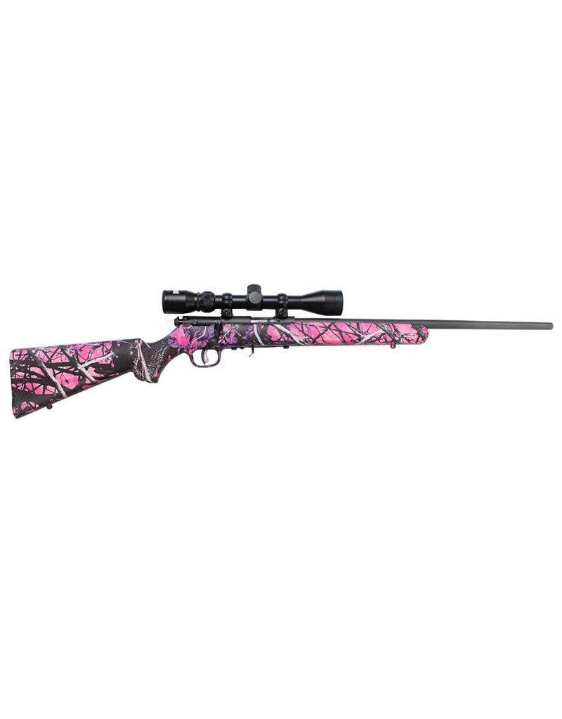 Savage Arms Savage 93R17 FXP Muddy Girl 17 HMR